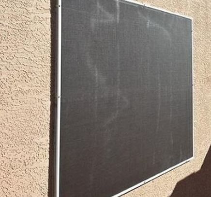 Gilbert sunscreens top rated solar screens sun screens for Best rated retractable screen doors